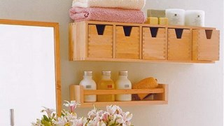 Идеи за съхранение в банята (галерия)