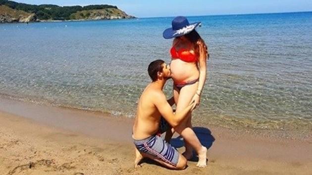 Топгимнастичка чака бебе