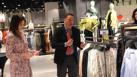 Модната марка Sinsay стъпва на българския пазар с магазин в Sofia Ring Mall