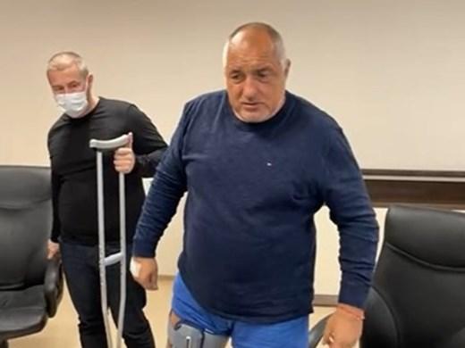Изписват Борисов от болницата