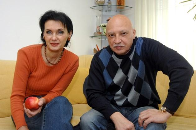 Владимир Илчев и Светла Петрова