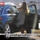 Саня Борисова отмята задачи