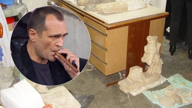 Съкровището на Али Баба в подземията на Божков