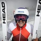 Алберт Попов завърши 15-и в слелома във Флахау