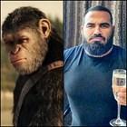 Азис няма проблем да го сравняват с шимпанзе