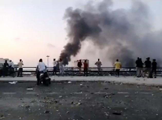 Бейрут идва бавно на себе си след мощния взрив (Снимки)