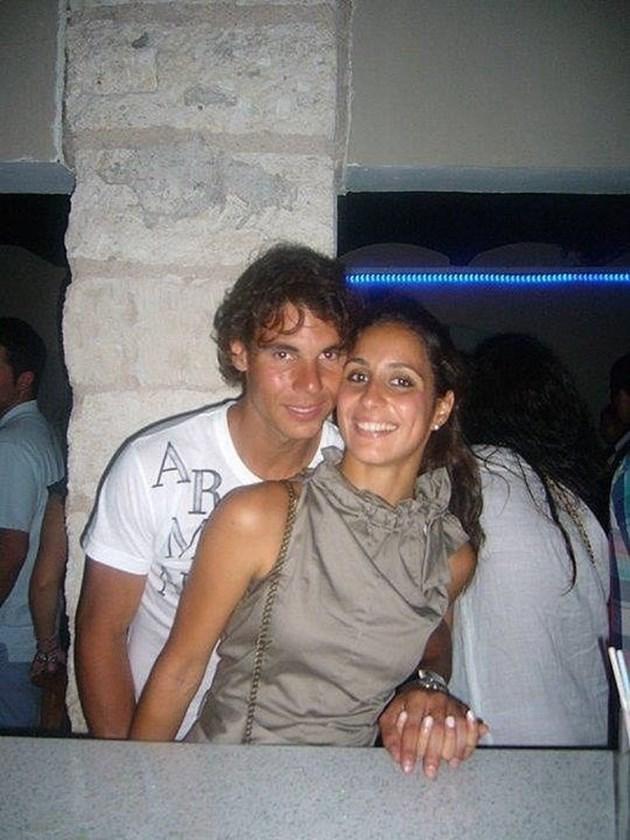 Рафаел Надал се ожени за дългогодишната си приятелка