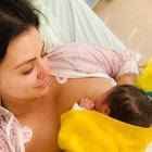 Деси Цонева рязко навлезе в дебрите на майчинството