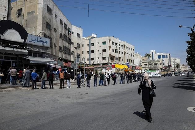 МВФ одобри помощ от 1,3 милиард долара за Йордания