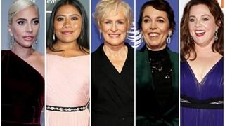 """Номинираните за """"Оскар"""" (снимки)"""