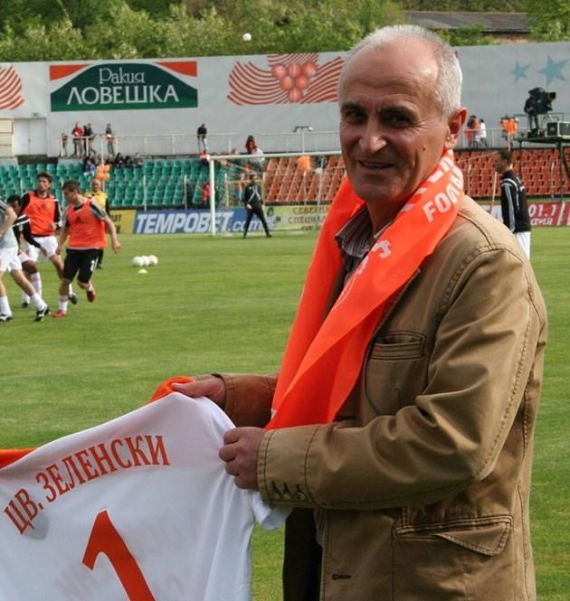 Цветан Зеленски, първият треньор на Петър Хубчев: Хубси изстисква най-доброто от националите