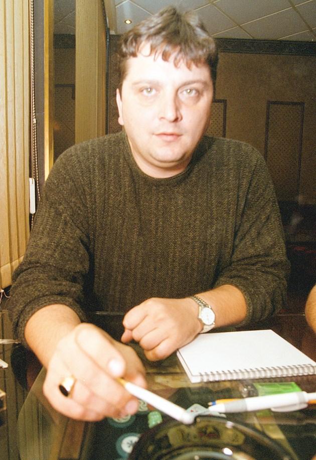 Обучен снайперист ликвидира наследника на Стоил Славов