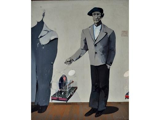 Градската галерия в Бургас с голяма изложба в памет на Стоян Цанев