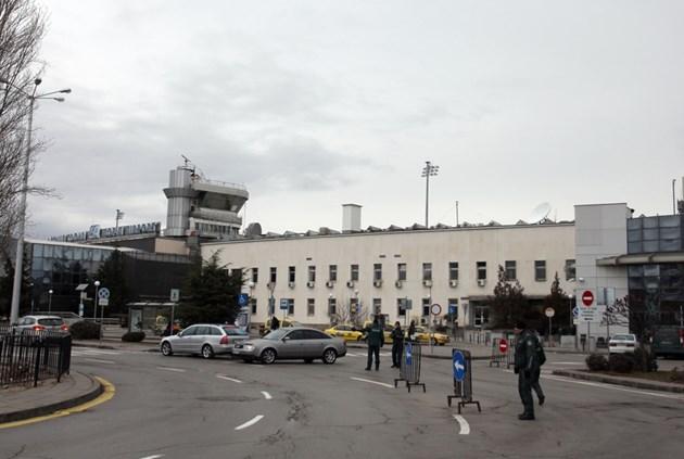 Отмениха блокадата на Летище София