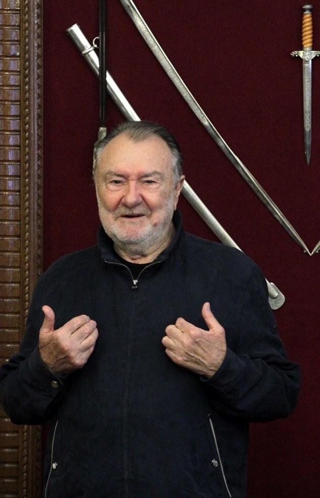 Големият Васил Михайлов: Не съм и помислял да слизам от сцената