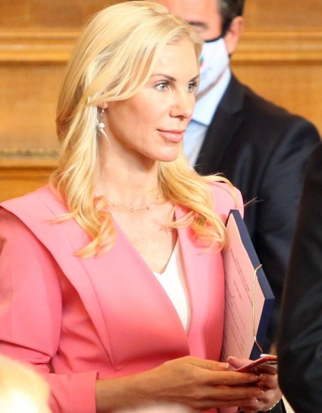 Катерина Ряхова / Снимки Юлиян Савчев