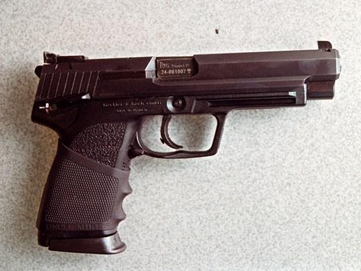 Хванаха бандит, ограбил с пистолет магазин в Бургас