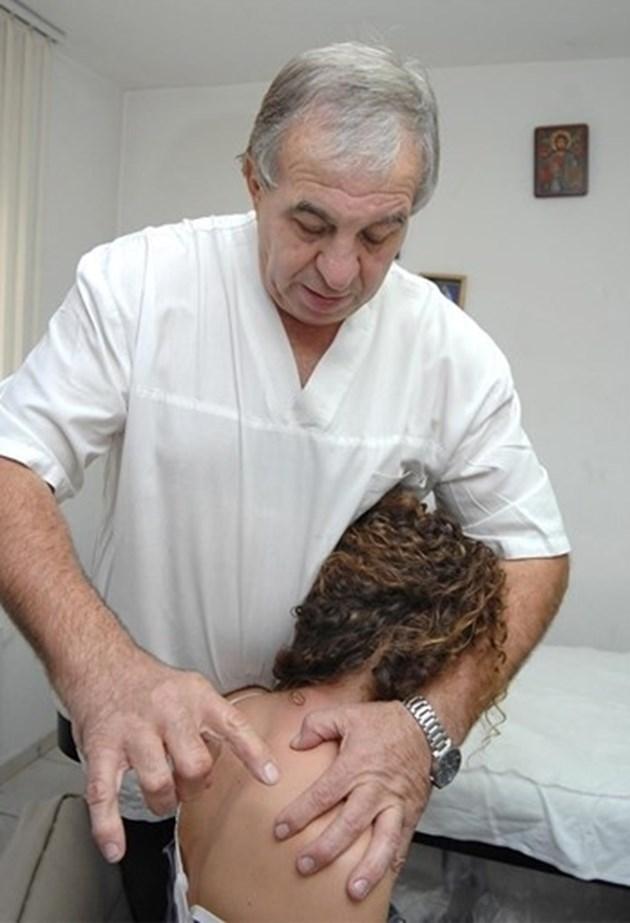 Чекръкчията Паско Райчев: Баща ми беше личен масажист на Тодор Живков