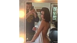 Селена Гомес с нови провокативни снимки в мрежата (снимки)