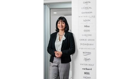 Ваня Панайотова е новият Генерален директор на L'oreal за района Адриатика - Балкани