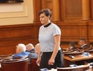 И шефката на депутатите от ГЕРБ д-р Дариткова заразена с COVID-19 (Обзор)