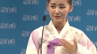 Момиче от Северна Корея разплака целия свят (Видео)