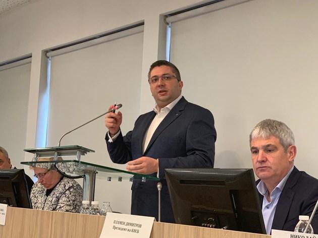 """В """"Българския ВиК холдинг"""" ще има търговец на ток за ВиК дружествата"""