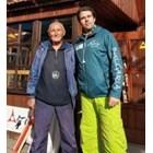 94-годишен е най-възрастният скиор