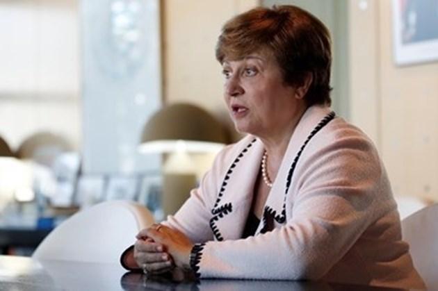Събеседването на Кристалина Георгиева в МВФ ще бъде следващата седмица