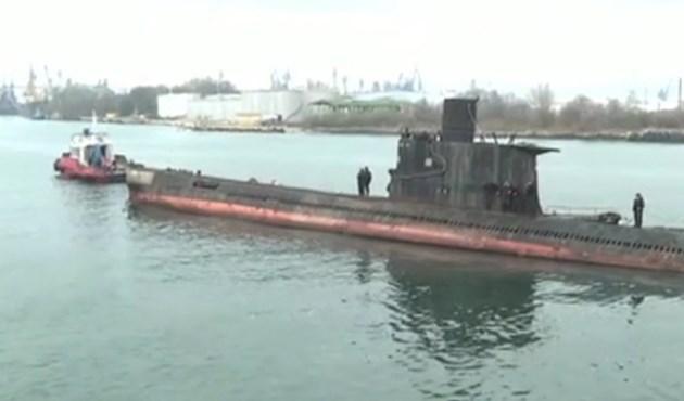 БГ подводница става музей