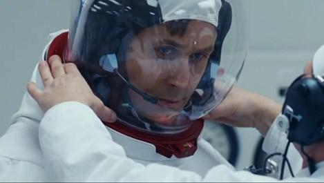 Райън Гослинг стъпва на Луната