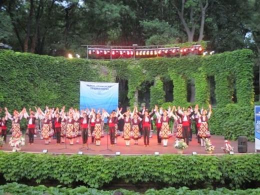 Над 300 артисти в тридневна фолклоорна фиеста във Варна