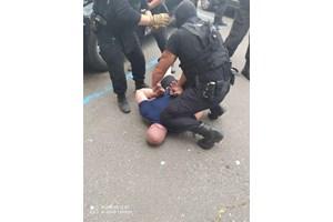 Зрелищният арест е реализиран два дни след палежа.