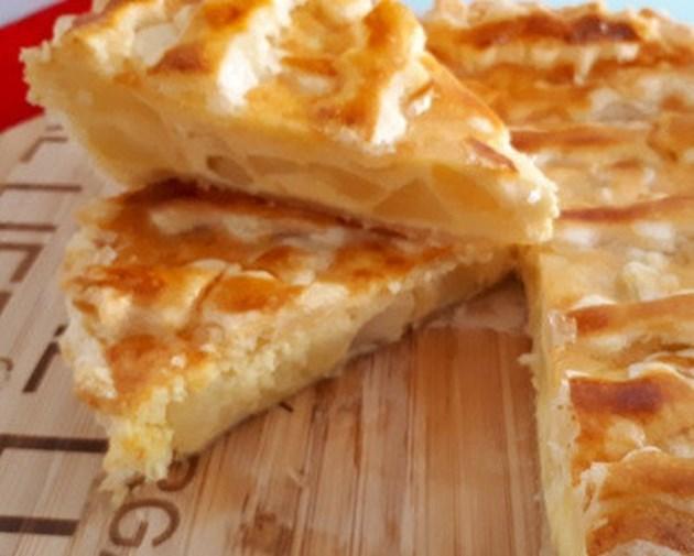 Пай с картофи и сирене