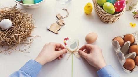 Практични съвети за идеални великденски яйца