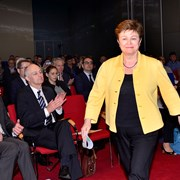 Несъстоял се кандидат да оглави БНБ вкара и Кристалина Георгиева в битката за поста