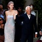 """Армани посвети колекцията си """"Земя"""" на седмицата на модата в Милано (Снимки)"""