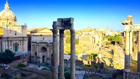 В Рим за 3 дни. Какво да видим?