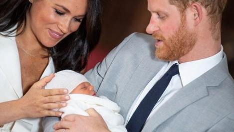 Това е името на кралското бебе (видео)