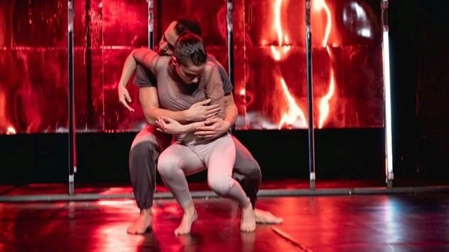Самотата, разказана в танц