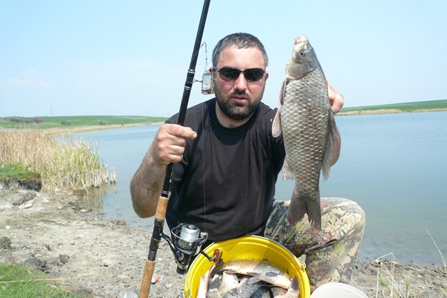 Откриваме риболова!