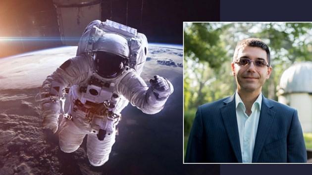 """Владимир Божилов от катедра """"Астрономия"""" към Софийския университет:  До 15 г, ще има български астронавт!"""