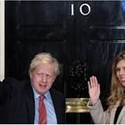 Бременната годеница на Борис Джонсън също имала симптоми на COVID-19