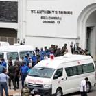 Жертвите на взривовете в Шри Ланка вече са над 130, премиерът свика съвета за сигурност