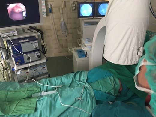 В Бургас спасиха пациент без пикочен мехур с уникална безкръвна операция