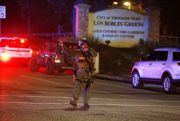 Нападателят от Калифорния, отнел 12 живота, е бивш войник