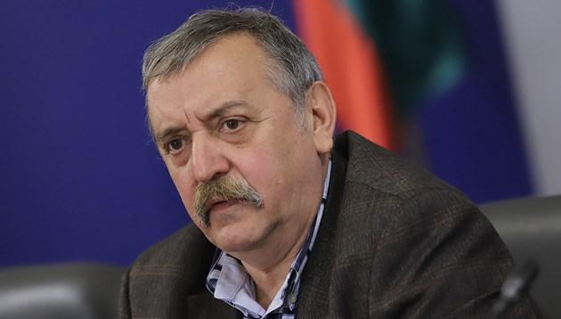 проф. Тодор Кантарджиев.