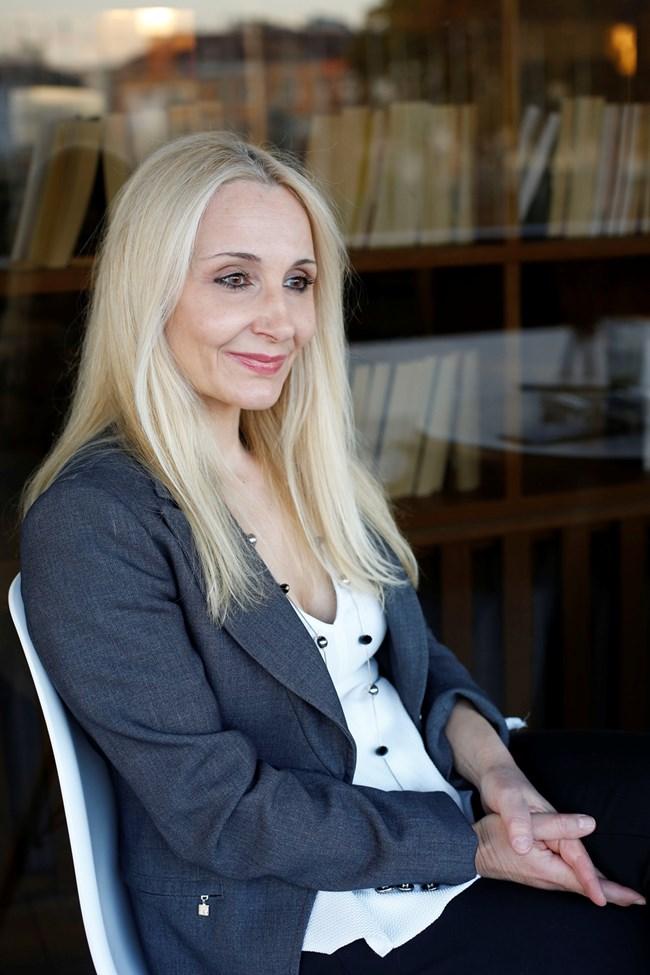 Стела Даскалова, снимка: Александър Ашминов