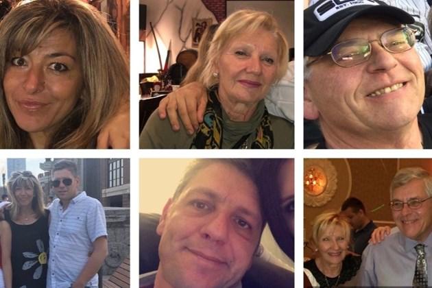 Вижте застреляните в Чикаго българи