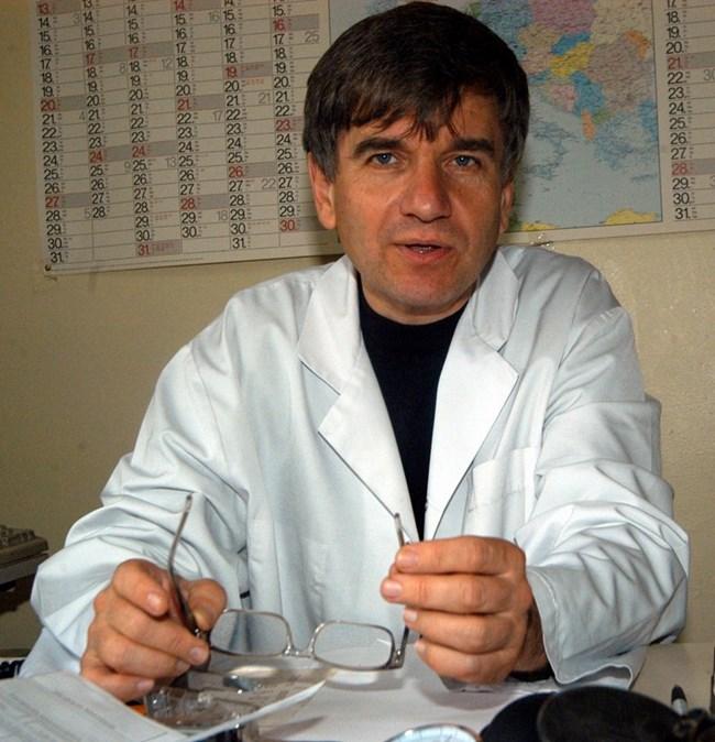 Д-р Митко Ригов, водещ наш специалист по хранене и диететика